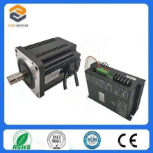 310 V 2000 Rpm High Efficiency Servo Brushless DC Motor with Control System