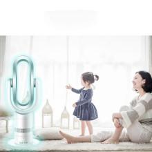 2018 Vente en gros de certificats CE Matériel ABS Table mini ventilateur de chauffage turbo électrique