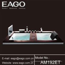 Drop-in Acrylic whirlpool Massage bathtubs/ Tubs with TV