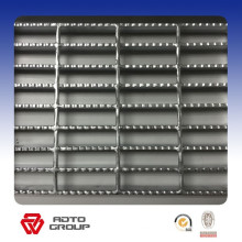 top brand steel grating panel / glavanized metal grating panel