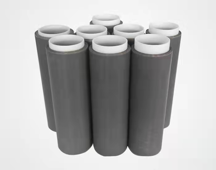 pure PTFE with adhesive