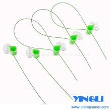 Sceau du compteur fil codé de plastique (YL-M01)