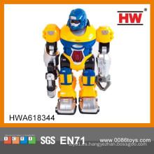 2014 B / O Nuevo Robot Juguetes para Niños sin Batería