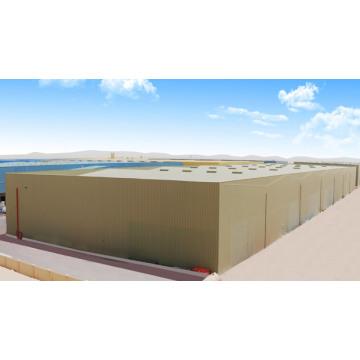 Steel Structure Prefab Workshop&Warehouse