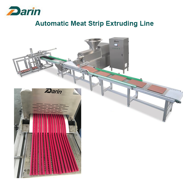 111 Beef Meat Pressing Line