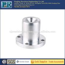 Precision aluminium flange machinnig,cnc turning motorcycle parts
