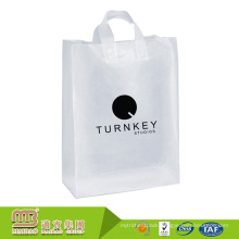 Pratical and fair price durable and reusable degradable large clear plastic bag for packaging