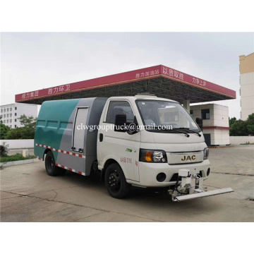 Environmental Road Vacuum Sweeper Cleaning Truck
