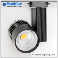 CREE COB LED accesorios de iluminación de la pista
