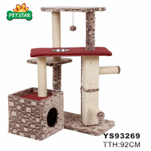 Wholesale New Style Cat Tree House China Supplier