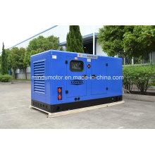Générateur diesel silencieux 60kVA refroidi à l'eau
