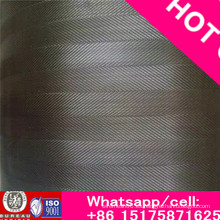 Ss 316 Super Thin 220 Mesh 0.025mm Wire Thickness Malla de alambre tejida de acero inoxidable / Tela / Pantalla / Tela