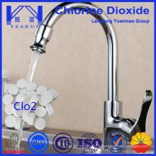 Comprimés purifiants pour l'eau potable des fournisseurs chinois