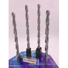 Foret extra long pour aluminium 14 mm
