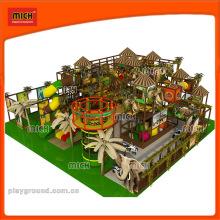 Mich Funny Kids Indoor Playground Оборудование для франчайзинга