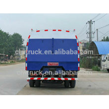2015 Factory Supply Dongfeng 145 road sweeper truck with 5m3 dust tank
