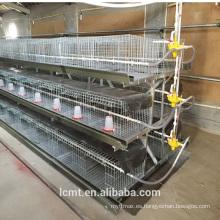 Equipo de pollo de automatización de jaula de pollo de alta calidad de la granja de innovación