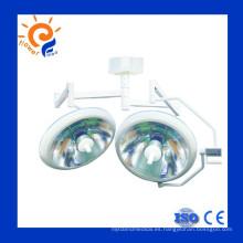 Productos médicos Lámpara halógena de funcionamiento de luz