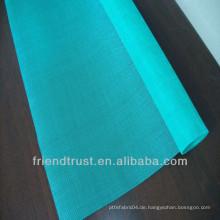 Niedriger Preis Fiberglas-Schirm-Tür-Vorhang für Fenster