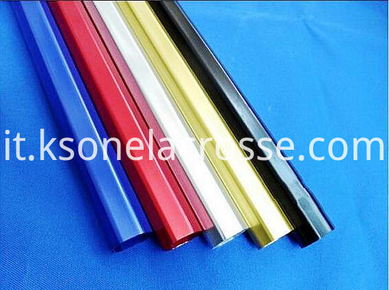 Lacrosse Shaft Colorful
