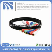 15ft 5rca to 5rca Video Wire Cable for HDTV DVD VCR