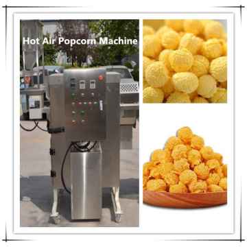 Machine à pop-corn à air chaud commerciale et industrielle