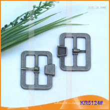 Внутренний размер 28,55 мм Металлические пряжки для обуви, сумки или ремня KR5124