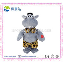 13-Inch Hippo Singing and Dancing Plush