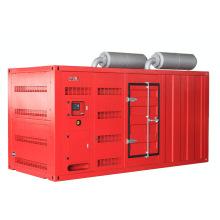AOSIF en promoción generador diesel de bajo precio insonorizado con calidad premium