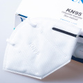 Kn95 Fold Anti Dust Antipollution Nonwoven Respirator Mask