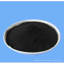Hangzhou Reaktivschwefelschwarzpulver B240% für das Färben von Baumwollfasern