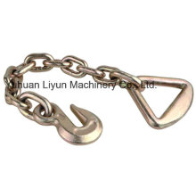 Chain Anchor for Vehicle Transport Strap