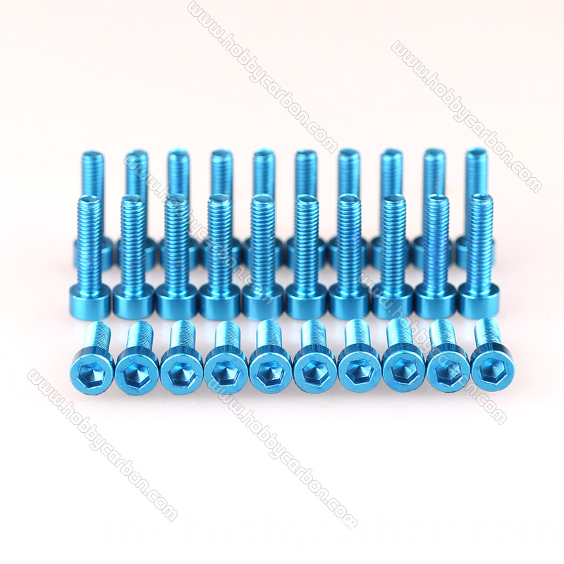 socket head screw dimensions metric