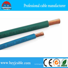 Thw Stranded Single Cable 75c Dry, 75cwet 16AWG Thwn Building Wire and Cable with UL83, UL1581standard