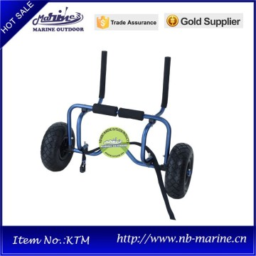 Canoes trailers, Hand trolley two wheel, Trailer for sit-on top kayak
