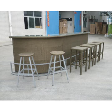 Kommerzielle Barhocker Bar Möbel Set