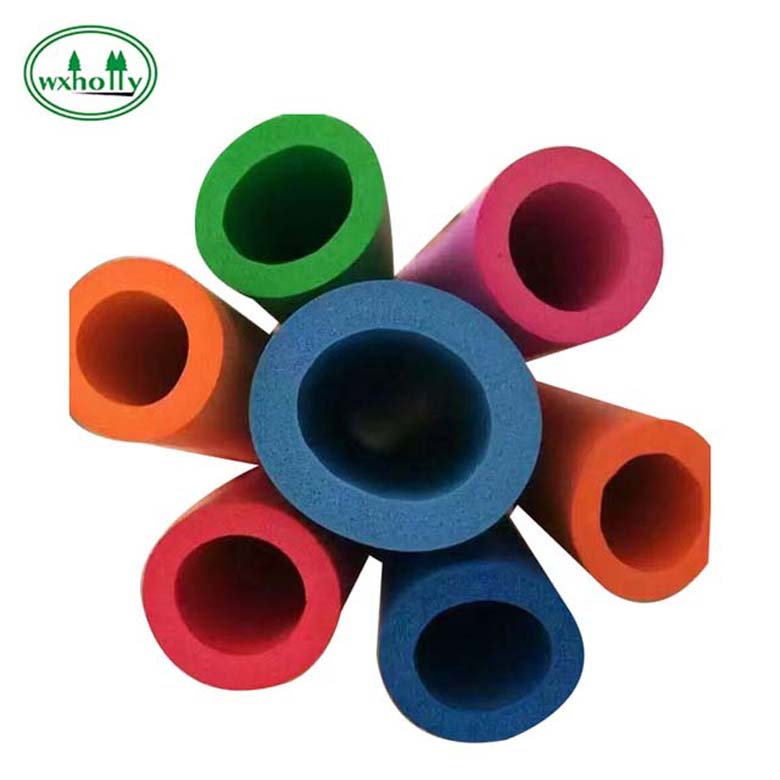 Colored Rubber Foam Insulation With Various Colors
