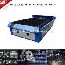 Прямая продажа смешанные co2 200W 1325 металла ЧПУ станок для лазерной резки