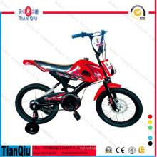 La moto de enfants de cadre en acier de cadre en acier de 16inch / 20 pouces / moto