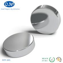 Starker Magnet Neodym Magnet Magnet Münze geformt