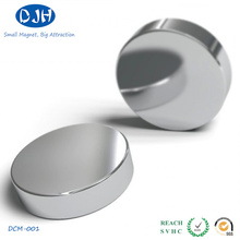 Strong Magnet Neodymium Magnet Coin Shaped