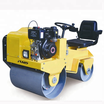 Hydrostatic transmission road roller FYL-850 small tandem rollers