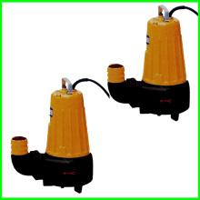 Schaufler-Pumpe mit Tauchpumpe Schmutzwasserpumpe