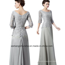 Women Lace Sheath Evening Dress Prom Dress