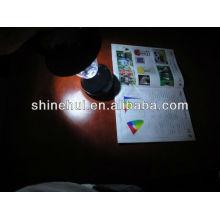 LED de control de luz solar de camping linterna con cargador de teléfono móvil / al aire libre solar alimentado linterna colgante de iluminación