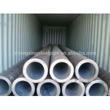 gran diámetro pared gruesa suave acero y aleación sin costura tubo