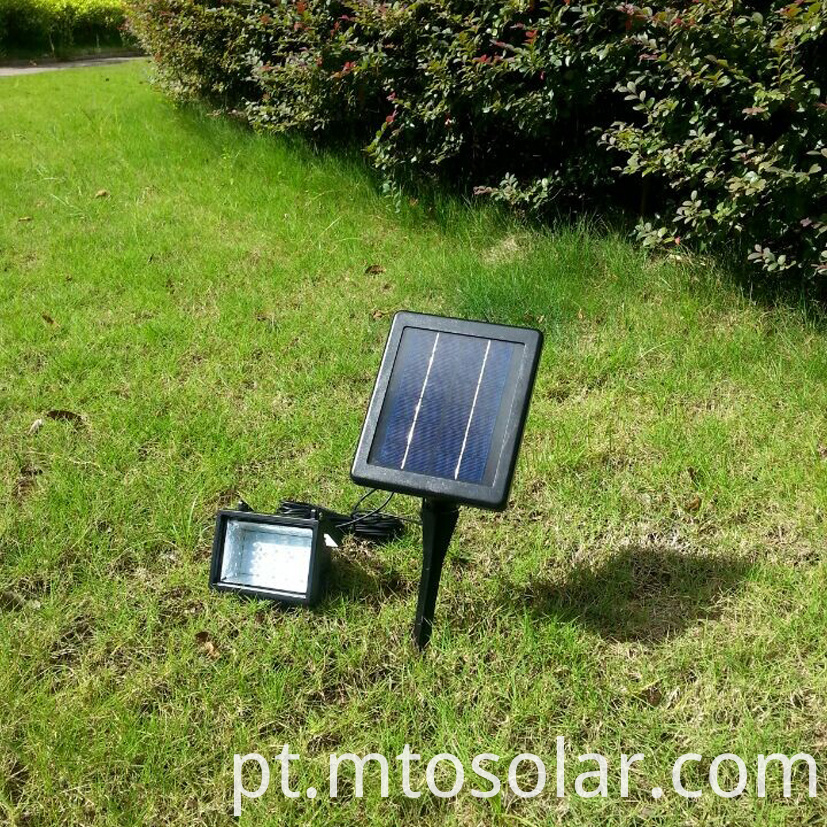 security solar light