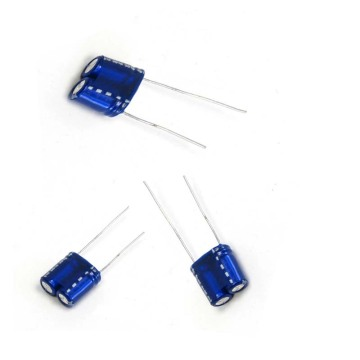 2016 120f/2.7V Cylindrical Type Super Capacitor