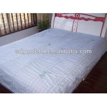 100%хлопок 40*40 110*90 белая ткань Китай простыня ткань