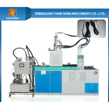 Double Slide Table Injection Machinery